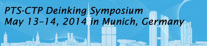 PTS Deinking Symposium 2014 in Munich