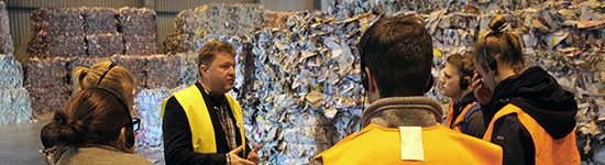 WG Paper for recycling in Berlin